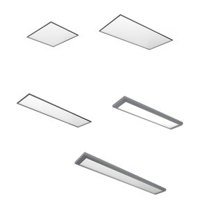3D model panellight pack lighting