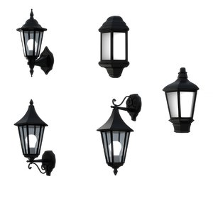 3D lanterns pack lighting
