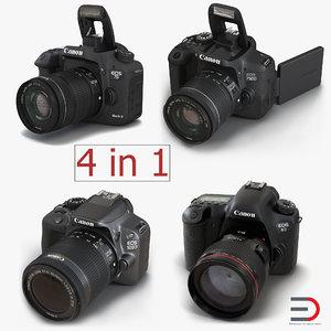3D canon cameras