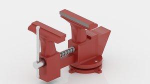 3D vice tool