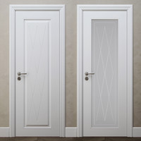 3D model door drewprom lch 80