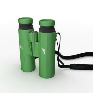 binoculars delta forest 3D model