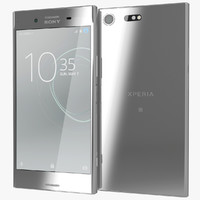 Sony Xperia XZ Premium Luminous Chrome