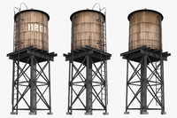 New York Water Tank