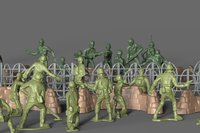 Green Army Miniatures