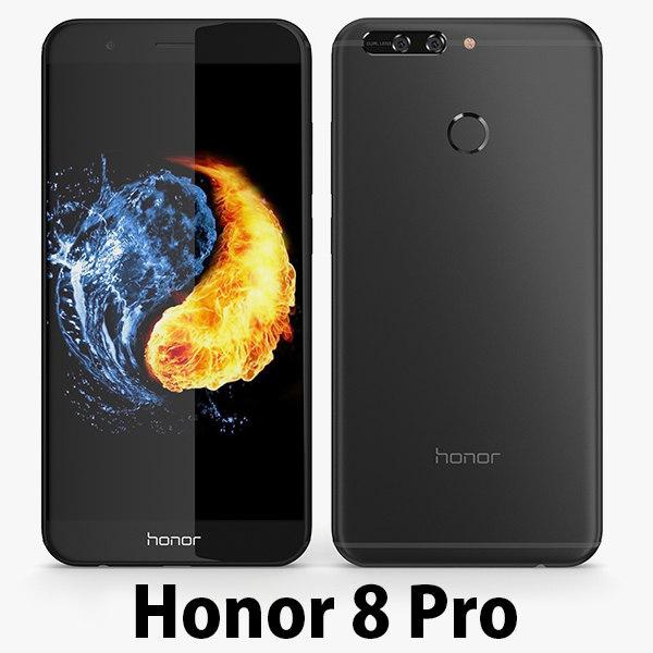 3D huawei honor 8 pro