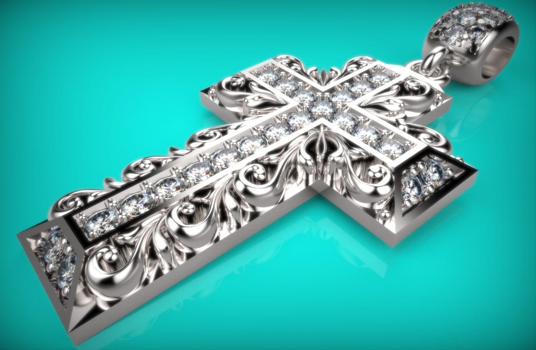 3D necklace 188 print