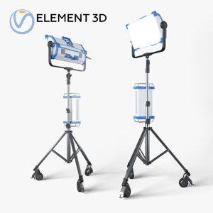 3D skypanel s60-c