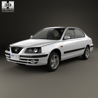 Hyundai Elantra (XD) 2003