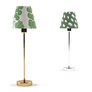table lamp 2332 3D