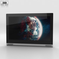 3D lenovo tablet 2 model