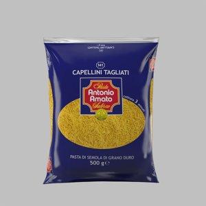 packet spaghetti pack model