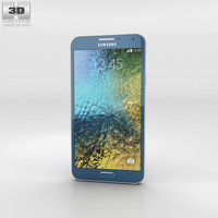 3D model samsung galaxy e7