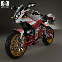bimota tesi 3 3D model