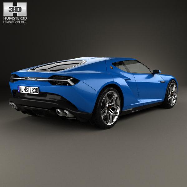 3d Lamborghini Asterion Lpi Model Turbosquid 1155058