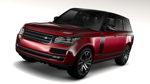 range rover svautobiography model