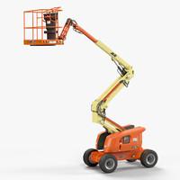 articulating boom lift 450aj 3D