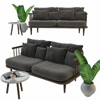 Fly sofa Andtradition Set
