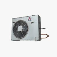 3D props: air conditioner
