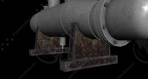 heat exchanger model