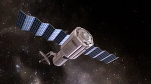 radar satellites module model