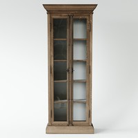 French Casement Cabinet