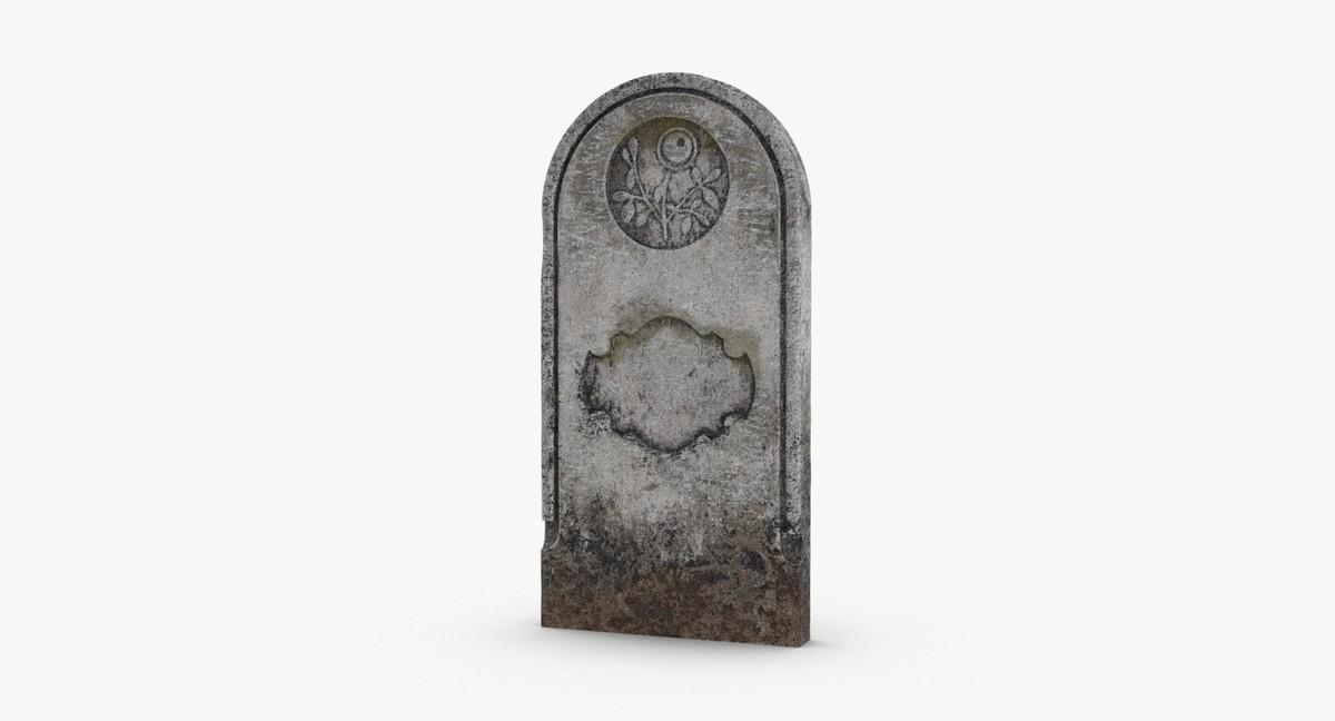 headstones-02---blank model