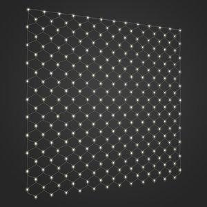 led curtain window light model