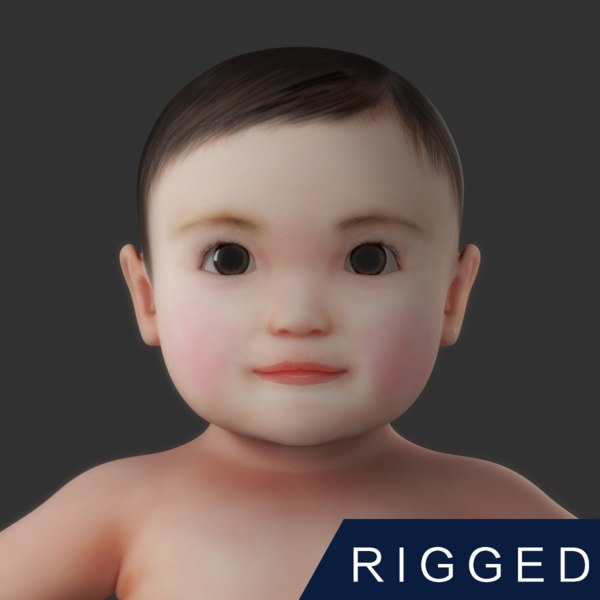 3D baby rig