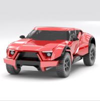 zarooq sand racer 3D model