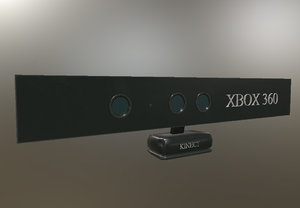 xbox kinect 3D