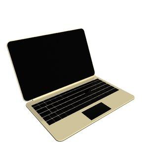 laptop loader model