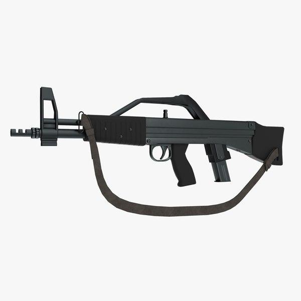agm-1 carbine 3D