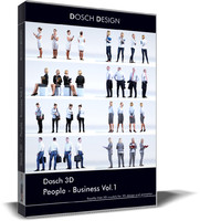 Dosch 3D - People Business Vol 1