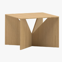 3D calvert coffee table ferdinand
