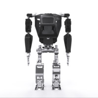 south korean bipedal robot 3D