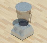 simple blender 3D