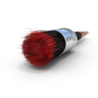 3D paint brush