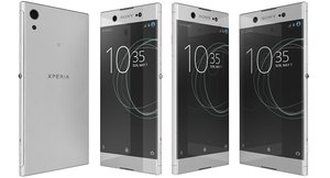 sony xperia xa1 ultra 3D model
