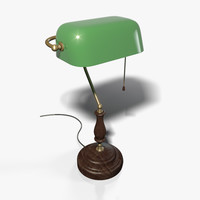 lamp lights 3D model