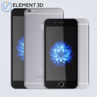3D apple iphone6s 6splus