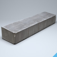 reality concrete 3D model