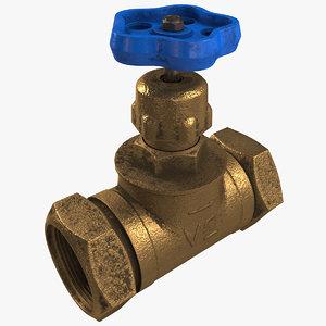dirty valve 3D model