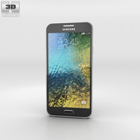 samsung galaxy e5 3D model