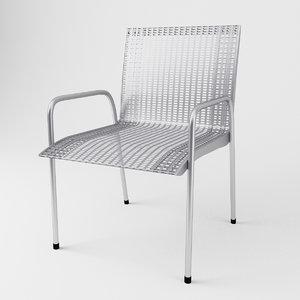 3D official chair city munich