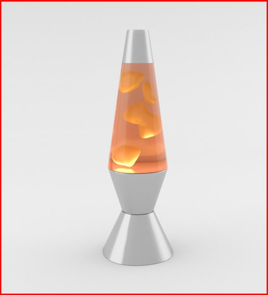 lava lamp model