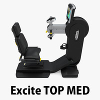 3D - excite med technogym model