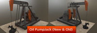 oil pump 3D model