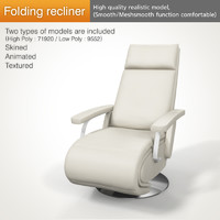 folding recliner