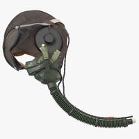 pilot head gear oxygen model